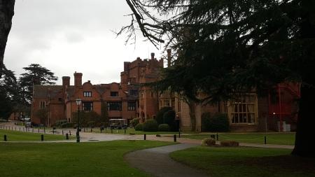 Hanbury Manor Easter 1