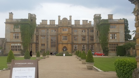 Eynsham Hall 1